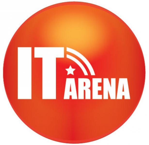 Логотип IT-Арена